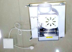 300x300 高檔空調型暖風機